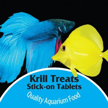 Krill Stick On Tablet 100g
